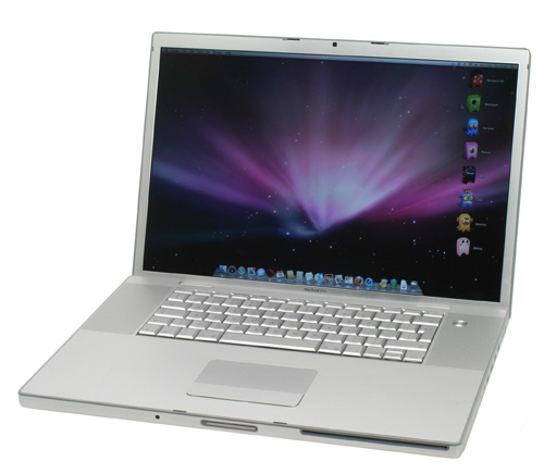 Apple Macbook Pro 15-inch Mid-2007 MA895LL/A MacBookPro3,1 - 2.2 GHz Core 2 Duo 120GB HDD